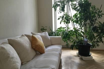 Schöne helle 3-Zimmer-Wohnung in zentraler Lage, WG-tauglich
