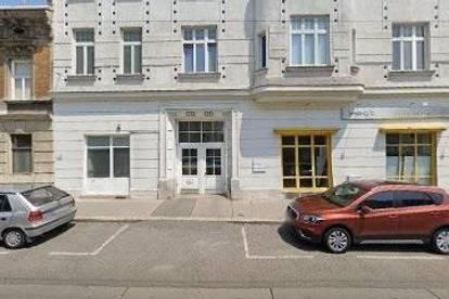 Historische Rarität in Wien - Häuschen mit Garten im Innenhof eines Jugendstilhauses