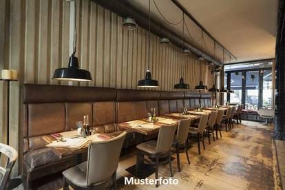 Restaurant - Versteigerungsobjekt -