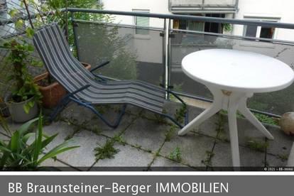TERRASSE-GRÜNBLICK-RUHELAG in der Lindengasse-inklusive Heizung & Warmwasser!!