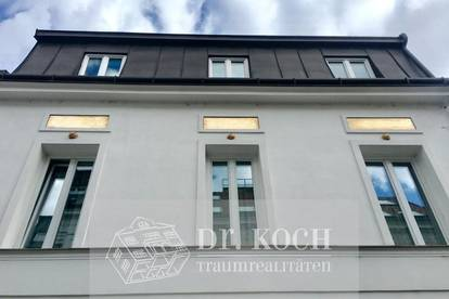 Exklusives, kleines Zinshaus in Währing