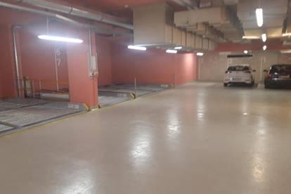 Garagenplätze in der Schallergasse