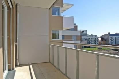 Platz für 2! Moderne Zweizimmerwohnung mit südseitiger Loggia - provisionsfreie Vermietung