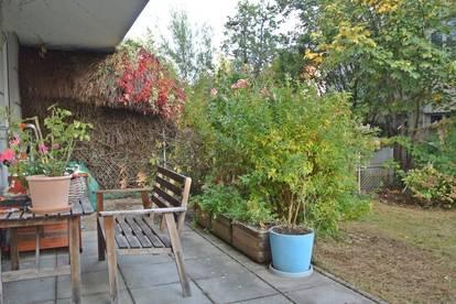 Gartenwohnung mit 2 Zimmern nächst Grinzinger Alle und Kaasgrabengasse - PKW Stellplatz inklusive