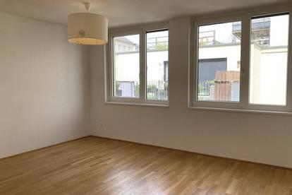 Ruhige 2 Zimmer Neubauwohnung in Nähe zum Naschmarkt und innenhofseitigem Balkon!