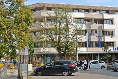 Großzügige 4 Zimmerwohnung mit Loggia und Terrasse nächst Bahnhof - provisionsfreie Vermietung