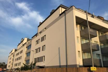 Willkommen zu Hause! Pärchenwohnung mit Loggia und 2 Zimmern am Stadtrand von St. Pölten