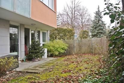 Gartenwohnung mit 2 Zimmern nächst Grinzinger Allee und Kaasgrabengasse
