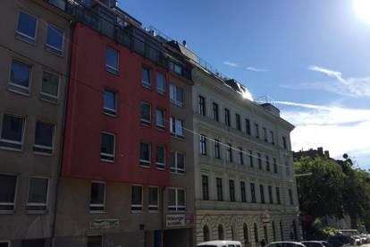 Wohnen im 19. Gut aufgeteilte 2 Zimmerwohnung - getrennt begehbar - nächst Billrothstraße