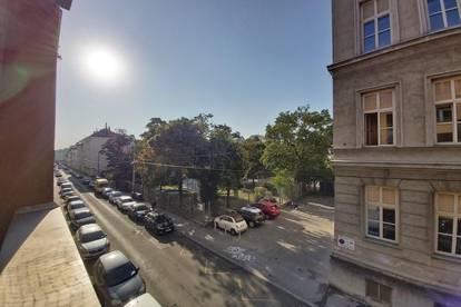 Südseitige 2 Zimmerwohnung mit Loggia nächst Jörgerstraße und Elterleinplatz