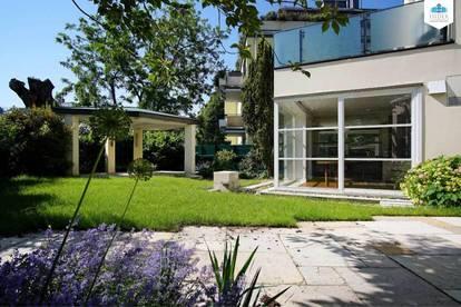 Tradition trifft auf Moderne - Wunderschöne Villa in Döbling
