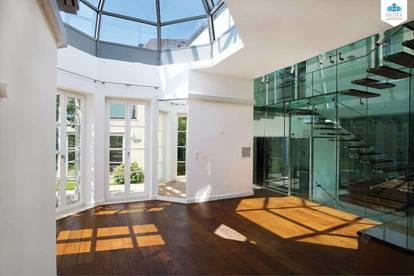 Moderne Architekten Villa in Döbling