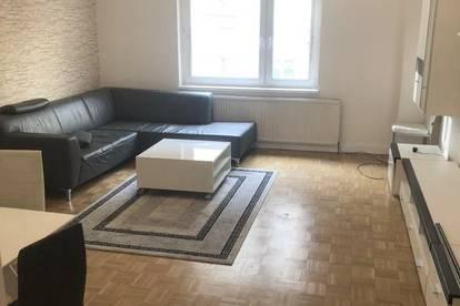 Schöne voll möblierte 2-Zimmer-Wohnung nähe Augarten