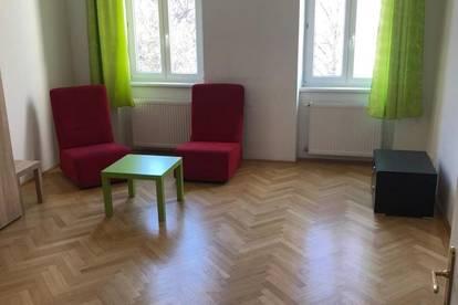 Renovierte 2-Zimmer- Wohnung ab sofort zu mieten!