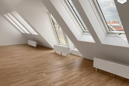 Top sanierte 3-Zimmer-DG Maisonetten Wohnung