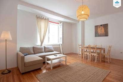 City Apartment, voll möbliertinkl. BK/Gas/Strom/Internet/max. Befristung 6 Monate