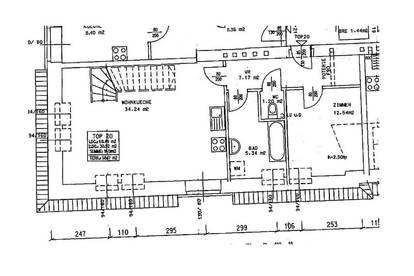3-Zimmer-Wohnung in der Gerichtsgasse