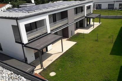 Modernste Mietwohnung mit Eigengarten im Erdgeschoss! ERSTBEZUG!