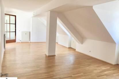 Nähe City und Praterallee - 4,5 Zimmer - ideale Raumaufteilung - Terrasse