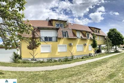 Ordination/Büro/Firmensitz (170 m²) - Wohnbereich (310 m²) - ca. 200 m2 Garten - Nähe Tulln - sehr repräsentativ