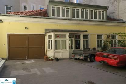 Haus im Hof - Währinger Frequenzlage - Ordinationseignung - unbefristet