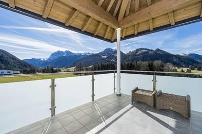 Moderne, neuwertige Villa in Schwendt bei Kössen