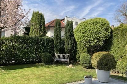 Elegantes Gartenparadies mit hoher Privatsphäre für verwöhntes Singlepaar N.Salzachkai in Aigen