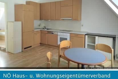 Möblierte Mietwohnung im Zentrum von Krems