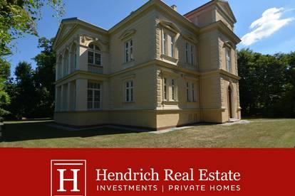 Hochherrschaftliche sanierte Historismusvilla in bester Lage