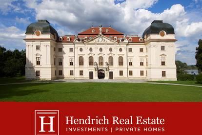 Prachtvolles Barockschloss mit Ländereien
