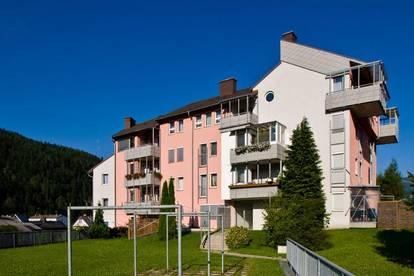 3-Zimmer-Mietwohnung in sonniger Lage in Mürzzuschlag