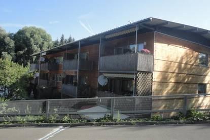 Gepflegte Mietwohnung mit Terrasse samt Gartenanteil und PKW-Abstellplatz