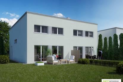 Moderne Doppelhaushälfte - einziehen & wohlfühlen - schlüsselfertig & provisionsfrei - Top D2