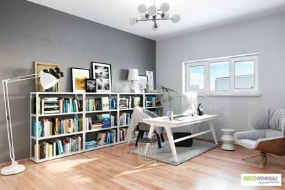 Moderne Doppelhaushälfte Top K1 mit großem Garten - schlüsselfertig & provisionsfrei