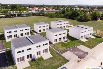 PROVISIONSFREIE Doppelhaushälfte mit Garten Top I2 - einziehen & wohlfühlen - ÖKOLOGISCHE BAUWEISE
