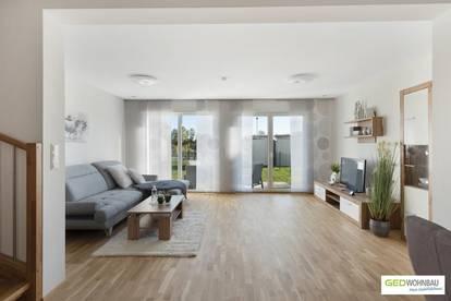 Wunderschöne Doppelhaushälfte für die Familie - schlüsselfertig und provisionsfrei - Top A1