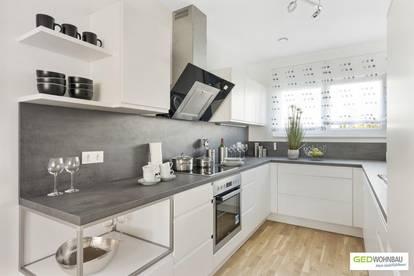 Moderne Doppelhaushälfte mit großzügigem Garten – provisionsfrei vom Bauträger – Top C1