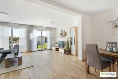 Moderne Doppelhaushälfte für Ihre Familie – provisionsfrei vom Bauträger – Top G2