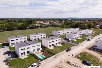Provisionsfrei & gefördert! Ihr schlüsselfertiges Eigenheim in Wr. Neustadt - Top H1