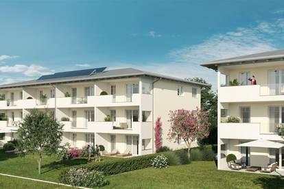 NEU! 54m² Wohnung am Webersdorferweg in Wals!