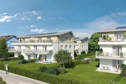 NEU! 4-Zimmer Gartenparadies in Seekirchen!