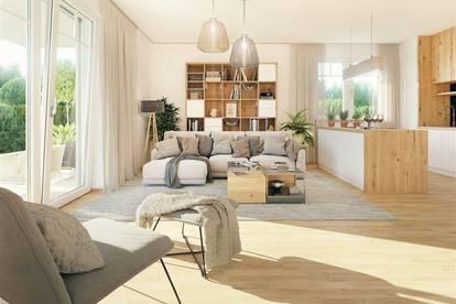Seekirchen! Neue 4-Zimmer Wohnung!