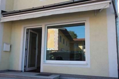 Salzburg-Grödig! Gewerbefläche mit Schaufenster für viele Zielgruppen geeignet!