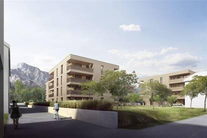 Neue 2-Zimmer EG-Terrassenwohnung in Aigen!