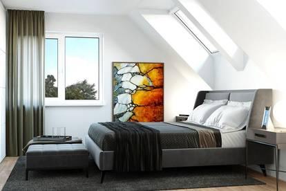 **BRANDNEU** Traumhafte 3-Zimmer mit Terrasse im Dachgeschoss
