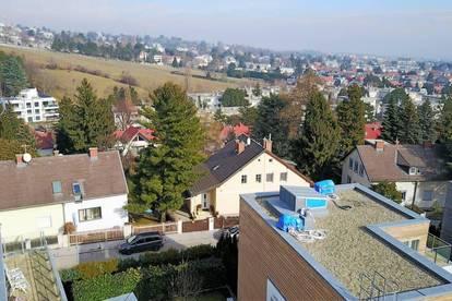 FABELHAFTE VILLA in GLANZING - Nähe Pötzleinsdorf