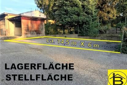 13914 - 90m² Lagerfläche, Videoüberwacht