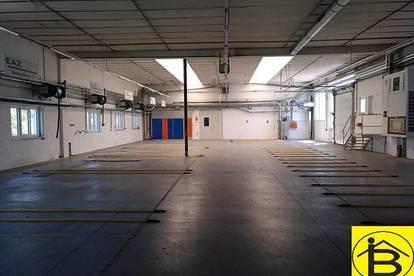 13294 - Betriebshalle mit Absauge-/Filteranlage für Schweißarbeiten/Schlosserei in Obergrafendorf zu