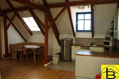 13003 - Dachgeschosswohnung in Traismauer/Wagram