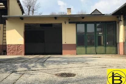 13259 - 122 m² HALLE mit 2 Einfahrtstoren